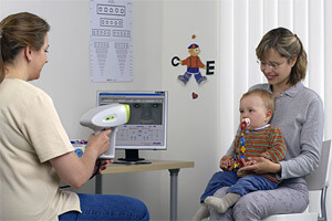 Diagnostic testing in infants under 1 year of age